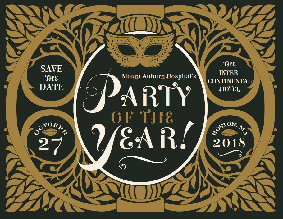 Party of the Year Logo